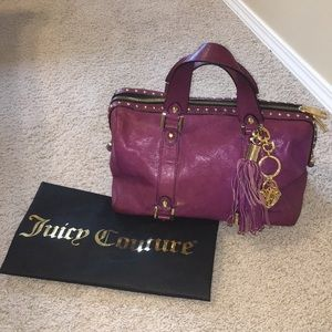 Juicy Couture Bags - Purple juicy couture purse